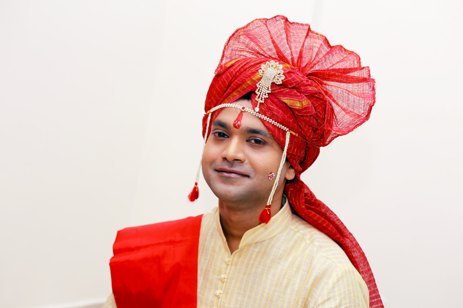 Groom Portrait Shot by Dharmesh Chawda Wedding-photography | Weddings Photos & Ideas