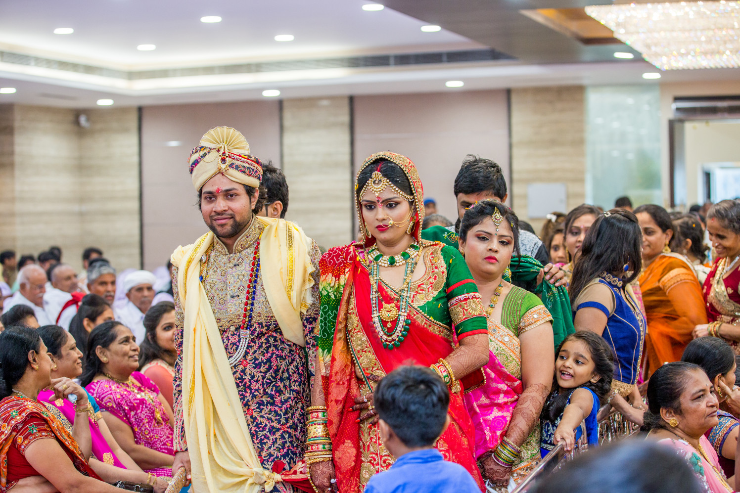 Bride and Groom Shot by Dharmesh Chawda Wedding-photography | Weddings Photos & Ideas
