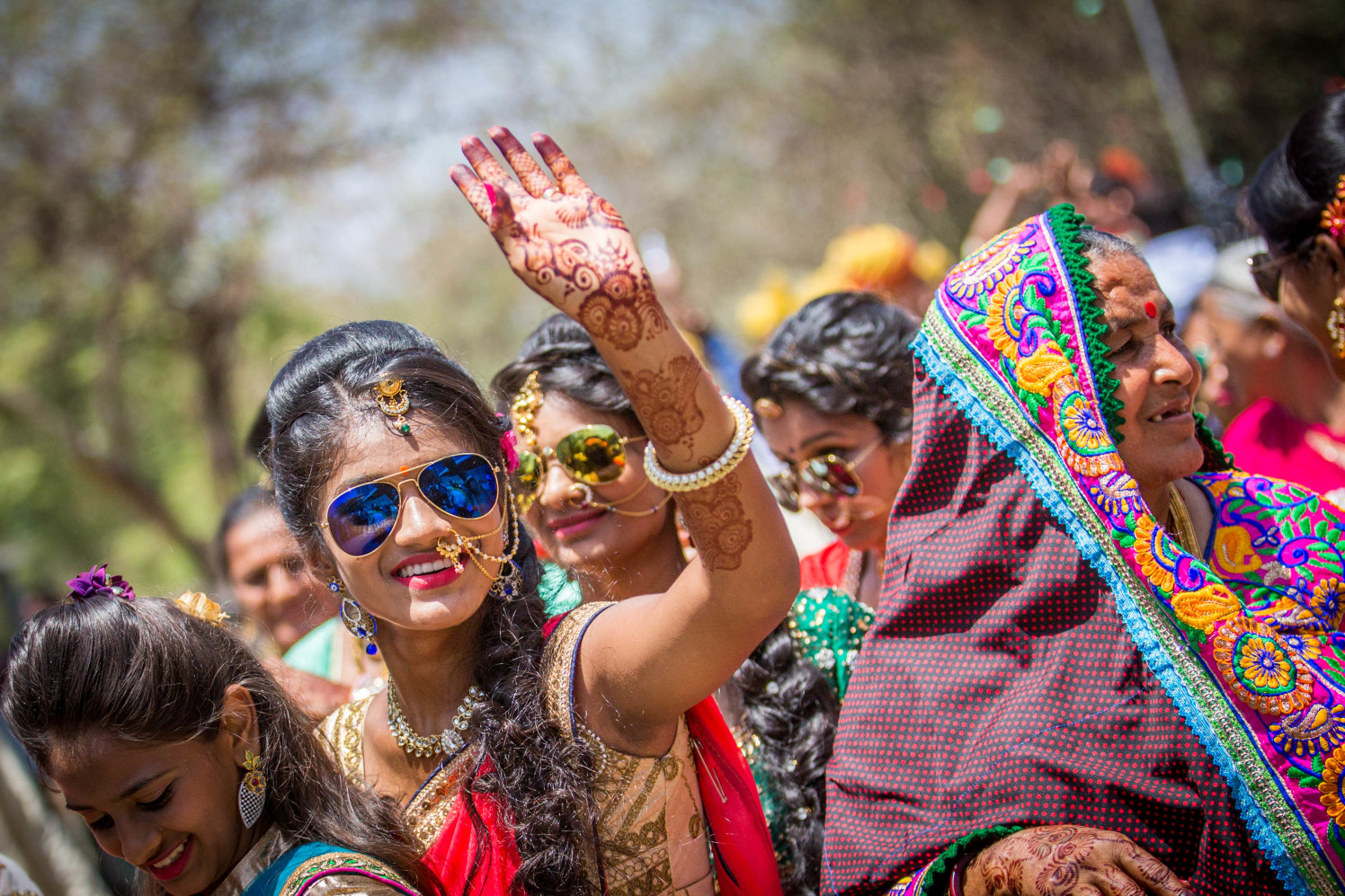 Baraati Dance by Dharmesh Chawda Wedding-photography | Weddings Photos & Ideas