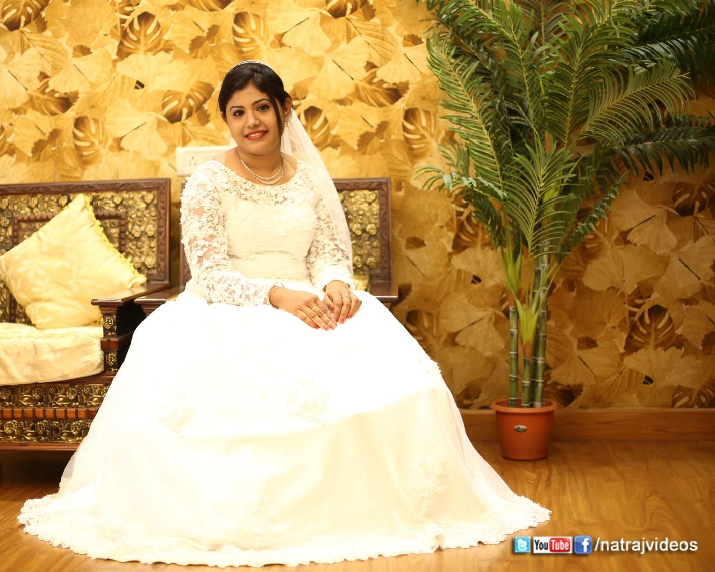 Christian Bride by Natraj Videos Wedding-photography | Weddings Photos & Ideas
