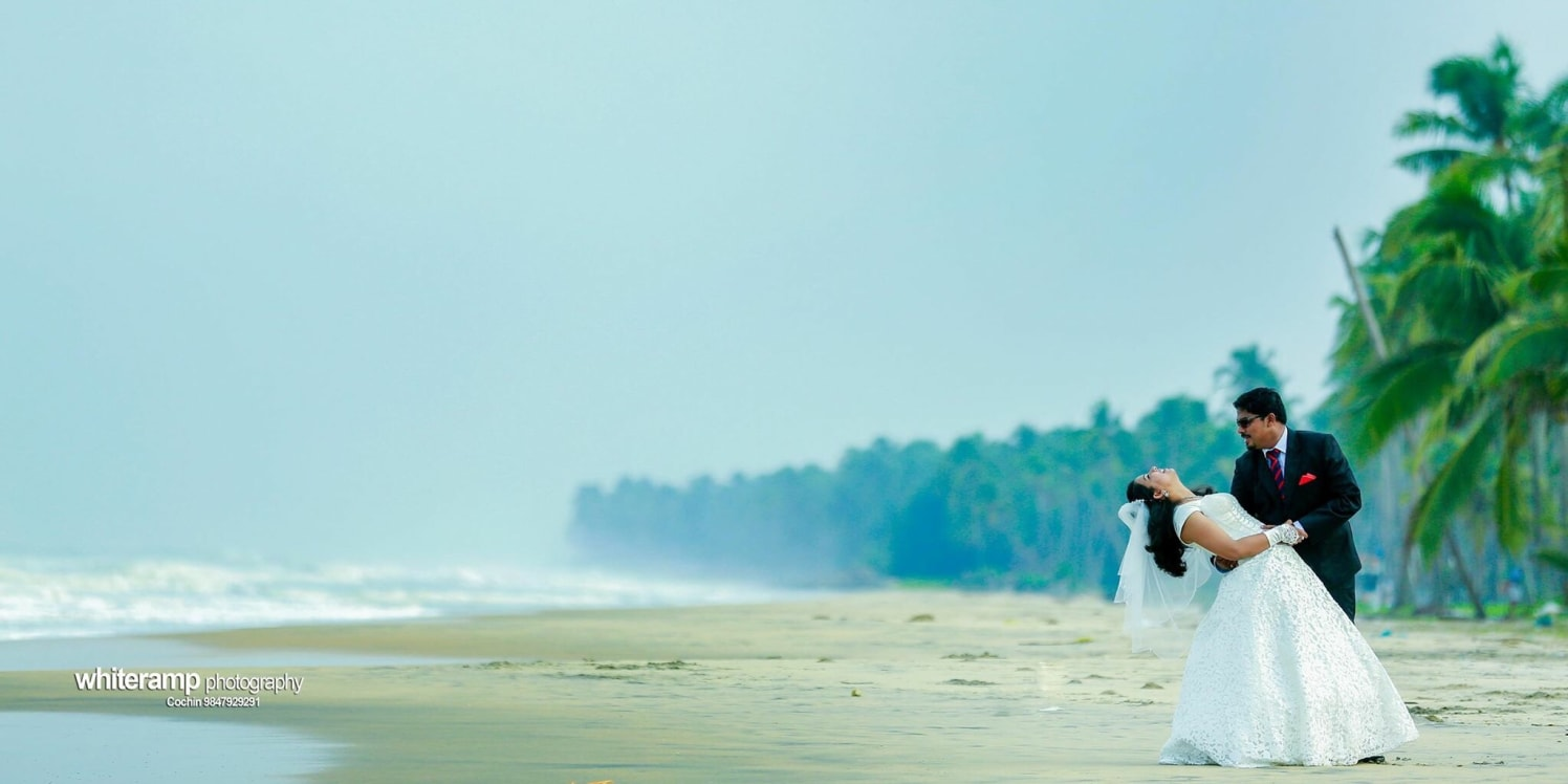Sea Side Pre-Wedding Shoot by Whiteramp Photography Wedding-photography | Weddings Photos & Ideas