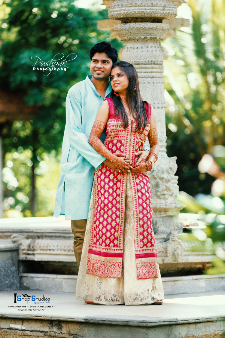 Romantic Pre-Wedding Shoot by Pushpak Inabathini Wedding-photography | Weddings Photos & Ideas