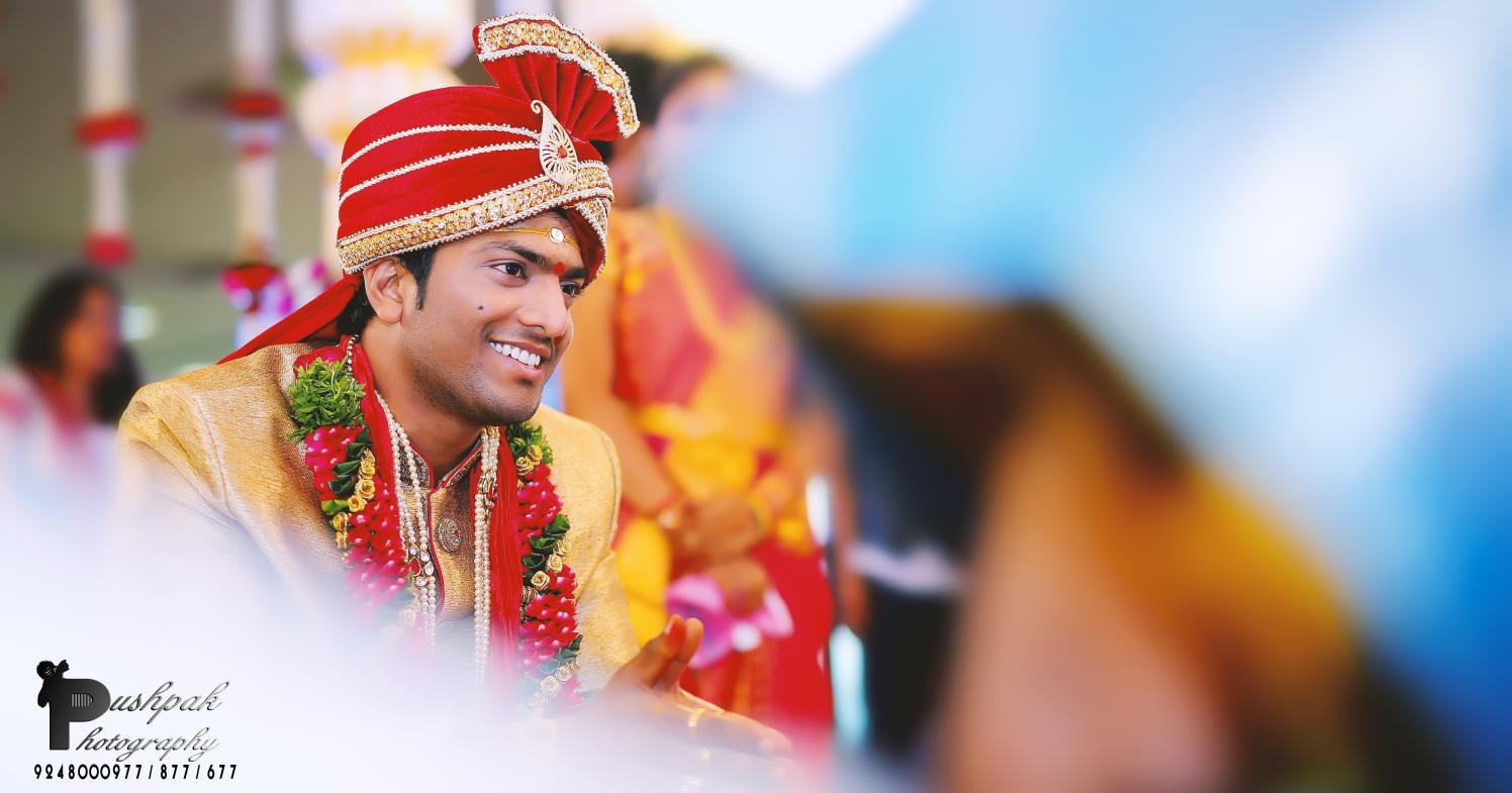 Candid Groom Shot by Pushpak Inabathini Wedding-photography   Weddings Photos & Ideas