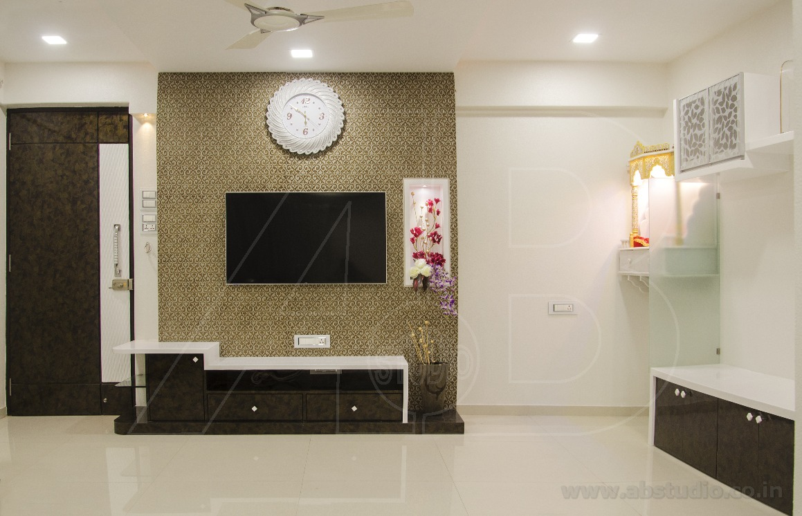 Retreat In Style by Ankit  Gandhi Living-room Contemporary | Interior Design Photos & Ideas