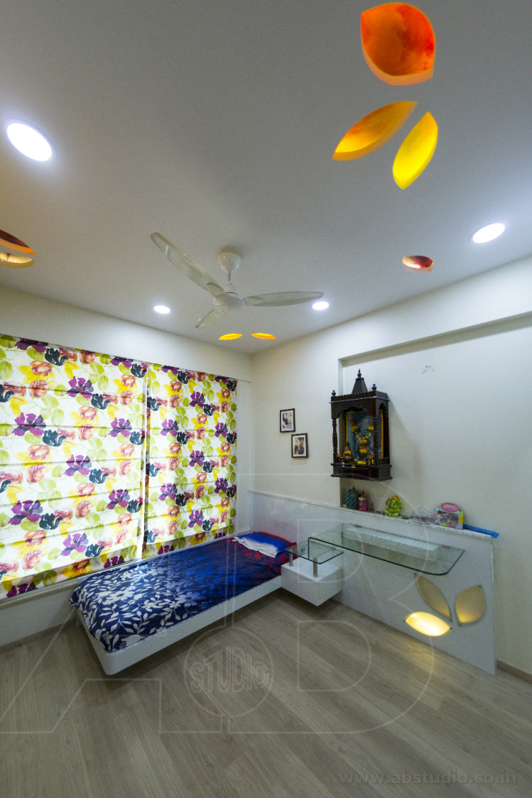 Blast Of Colors in Your Room by Ankit  Gandhi Contemporary | Interior Design Photos & Ideas