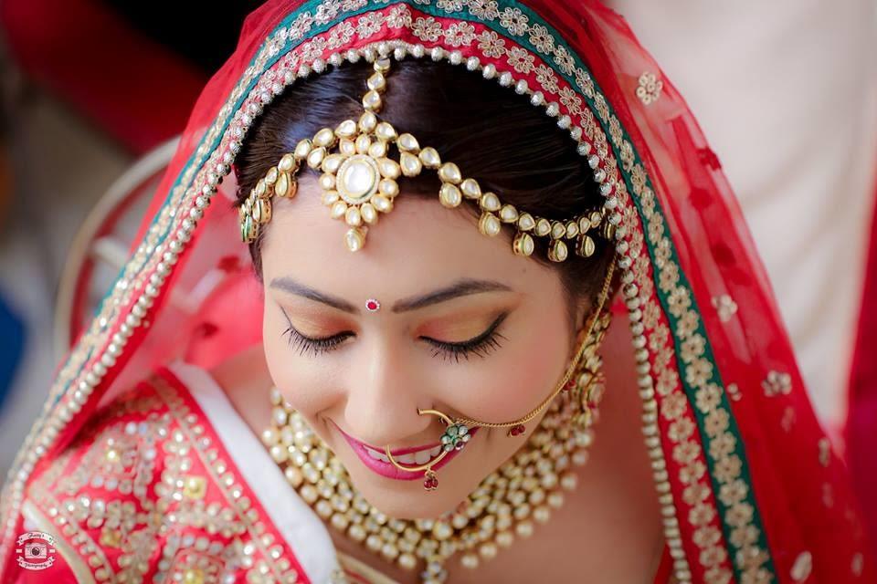 Lavish eye makeup by Fatty's Photography Wedding-photography | Weddings Photos & Ideas