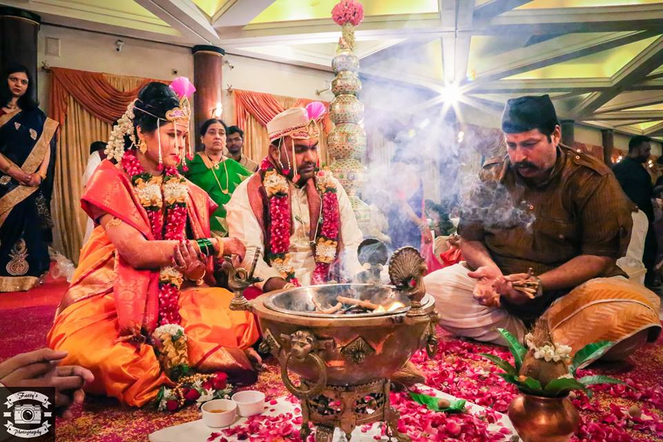Flame ritual by Fatty's Photography Wedding-photography | Weddings Photos & Ideas