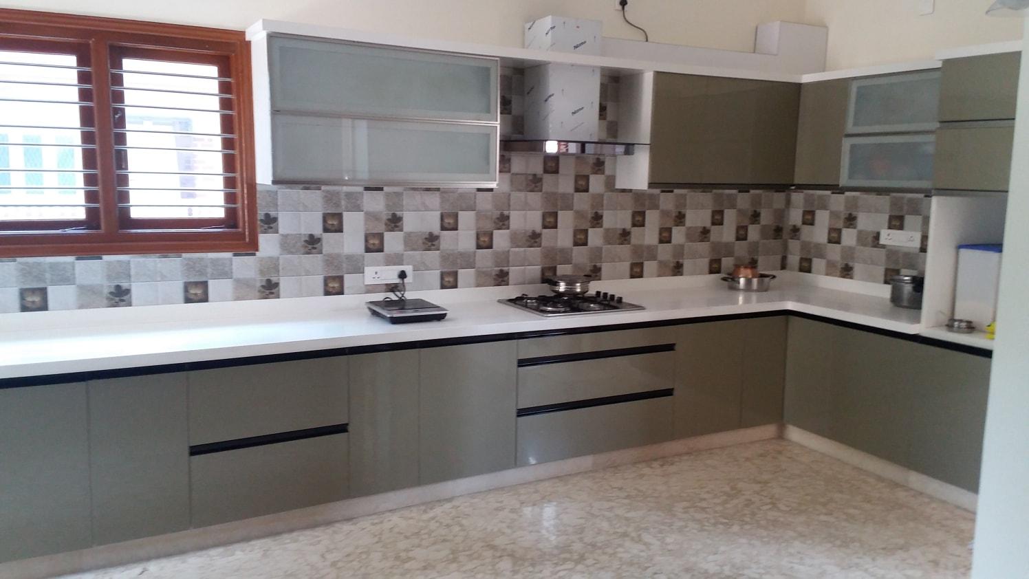 Modular Kitchen by Padmaja S.