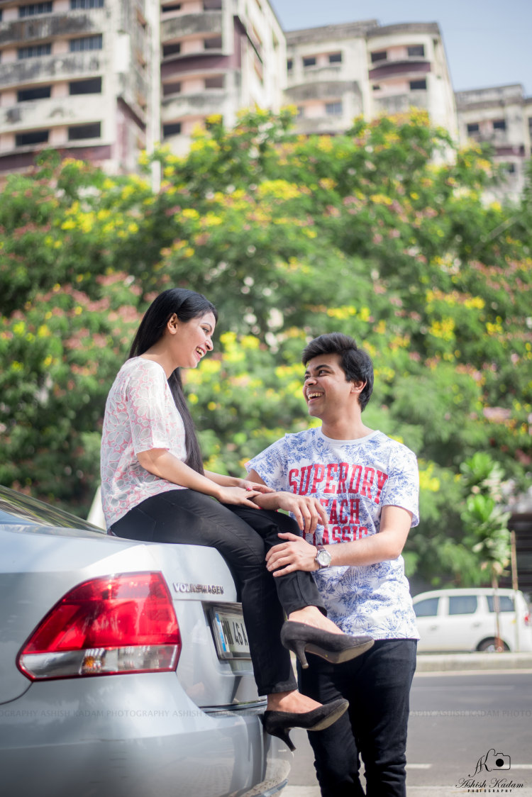 Romantic Pre-Wedding Shoot by ORDUO PRODUCTIONS PVT. LTD Wedding-photography | Weddings Photos & Ideas