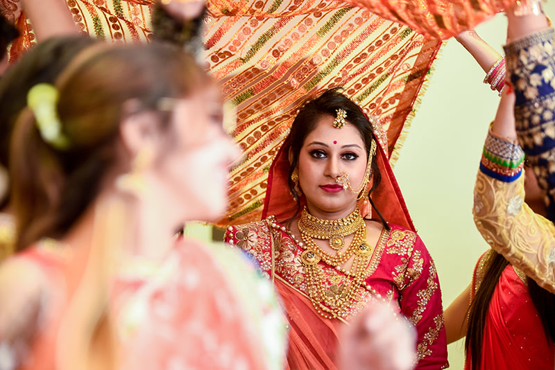 Bride Entry Shot by ORDUO PRODUCTIONS PVT. LTD Wedding-photography | Weddings Photos & Ideas