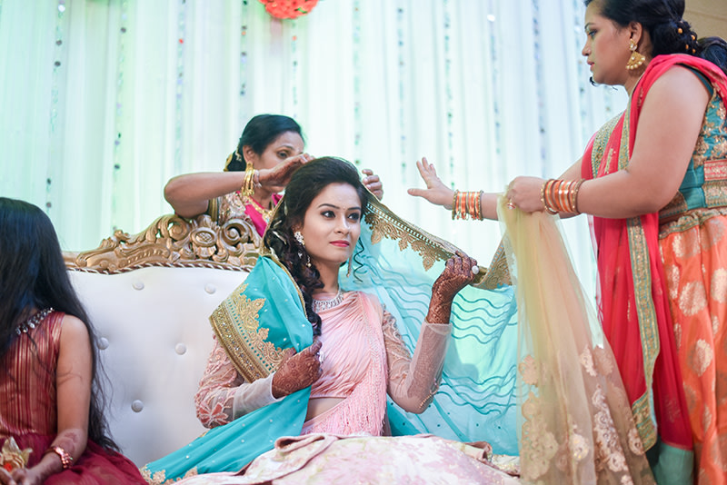 Getting Ready Shot by ORDUO PRODUCTIONS PVT. LTD Wedding-photography | Weddings Photos & Ideas