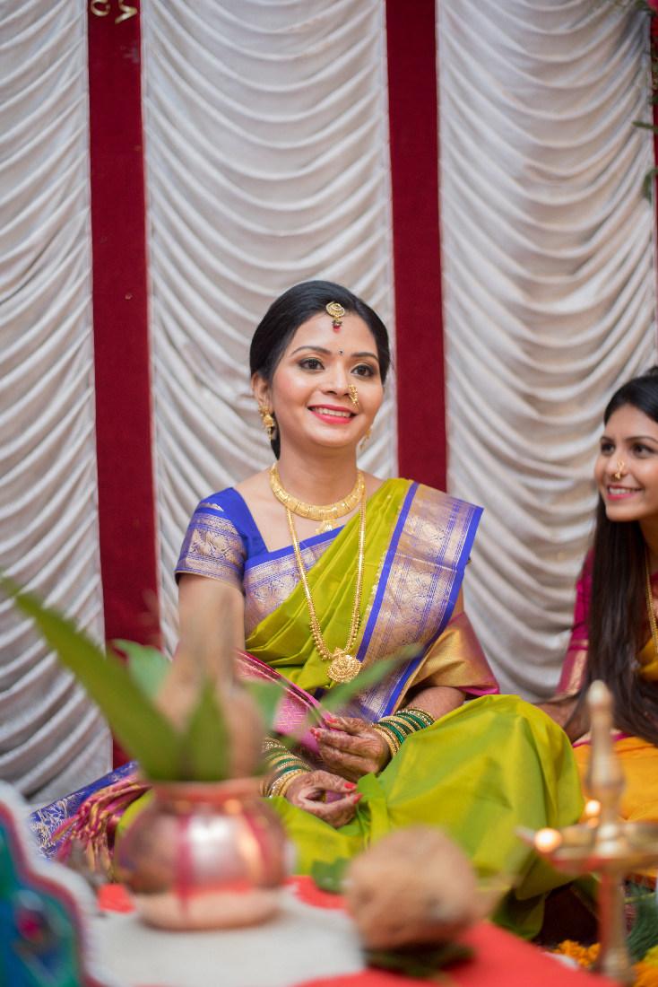 Bride Portrait Shot by ORDUO PRODUCTIONS PVT. LTD Wedding-photography | Weddings Photos & Ideas
