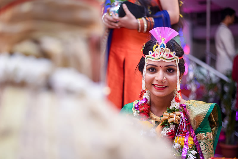Marathi Bride by ORDUO PRODUCTIONS PVT. LTD Wedding-photography | Weddings Photos & Ideas