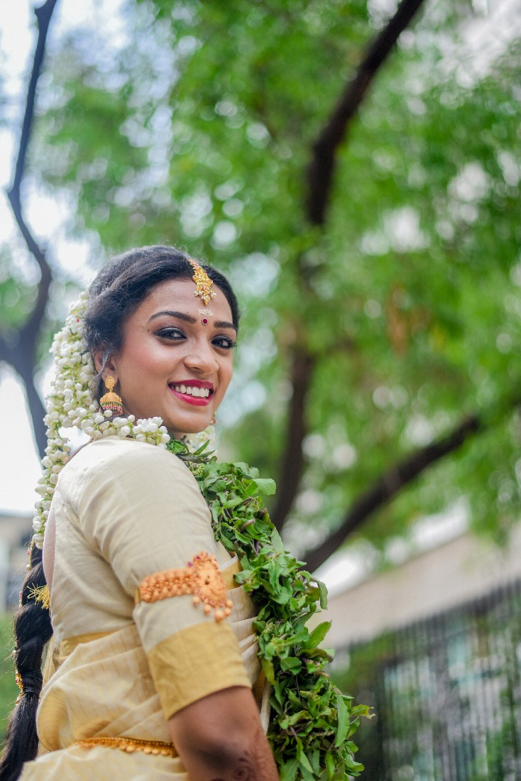 South Indian Bride by ORDUO PRODUCTIONS PVT. LTD Wedding-photography | Weddings Photos & Ideas