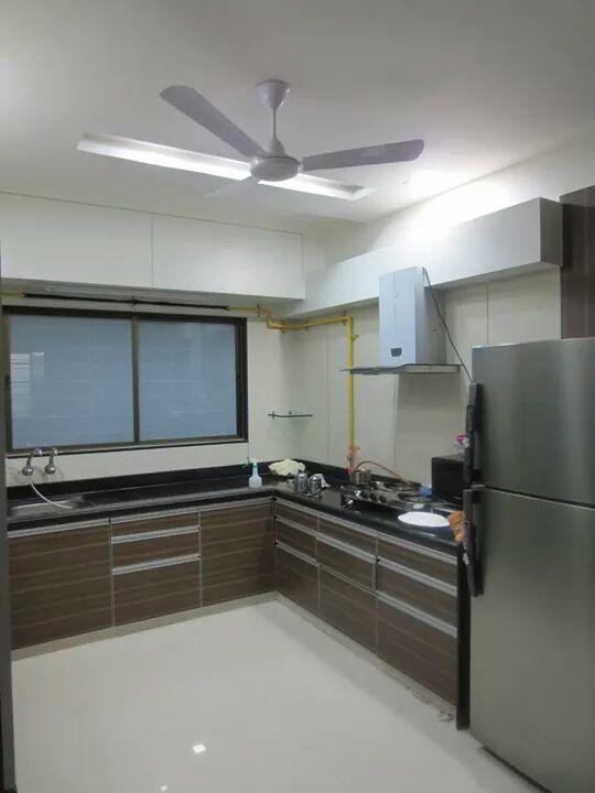 Modular Kitchen by Patel Bhavesh Modern | Interior Design Photos & Ideas