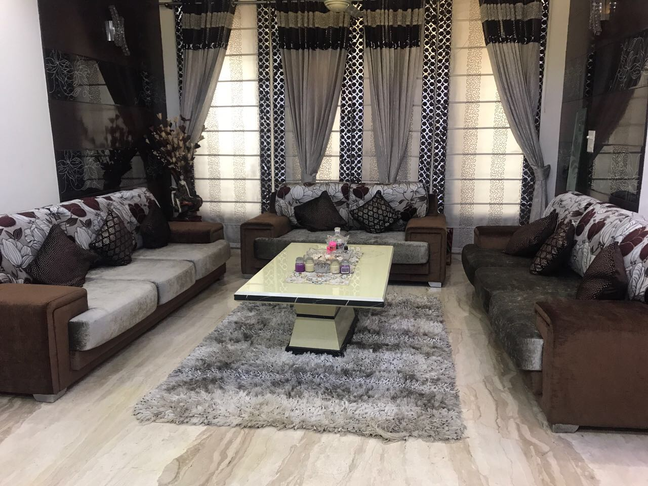 Living Room by Shriya Sabharwal