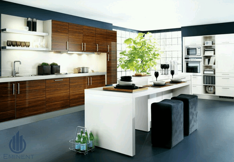 Cook In Style by Shyam Gupta Modular-kitchen Modern | Interior Design Photos & Ideas
