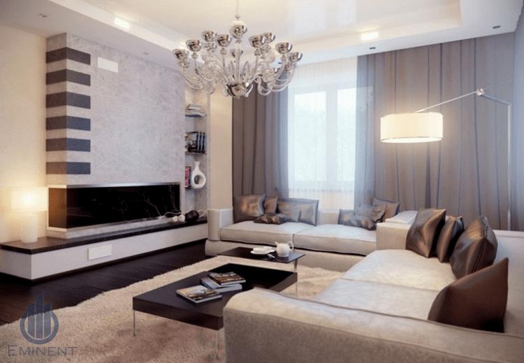 A Rustic Rest by Shyam Gupta Living-room Modern   Interior Design Photos & Ideas