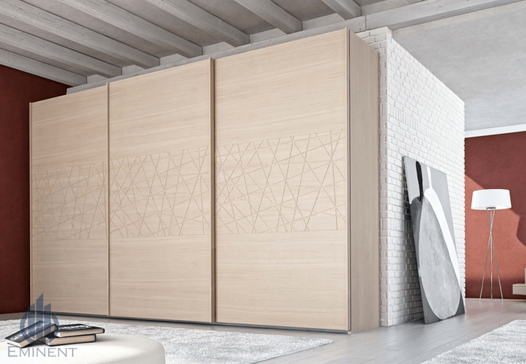 Minimalistic Patterns by Shyam Gupta Bedroom Modern | Interior Design Photos & Ideas