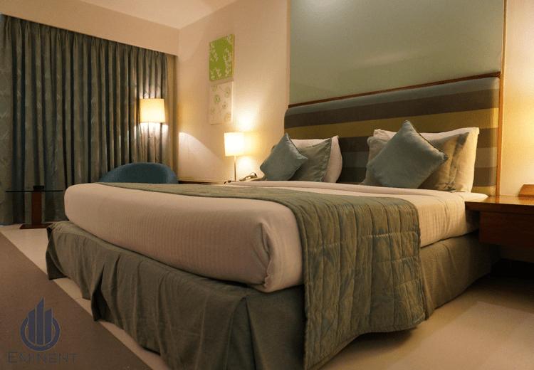 A Cozy Stay-In by Shyam Gupta Bedroom Modern | Interior Design Photos & Ideas