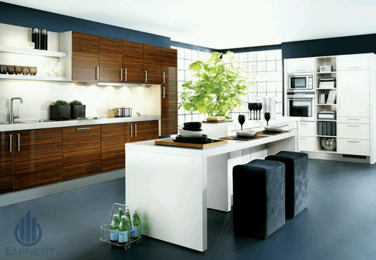Cook In Style by Shyam Gupta Modular-kitchen Modern | Interior Design Photos & Ideas