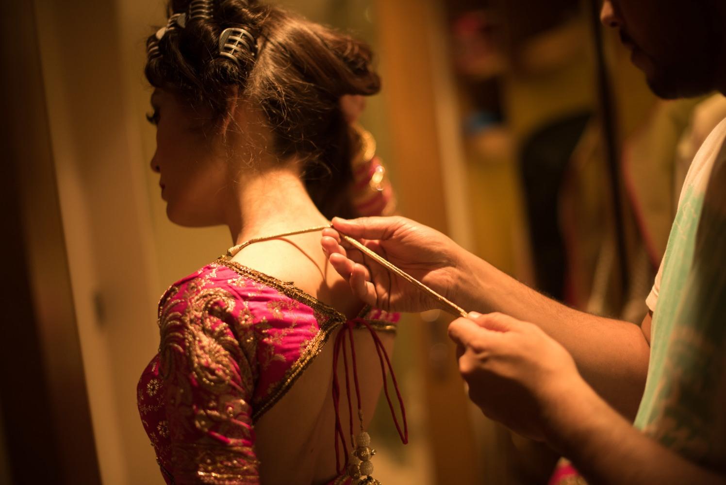 Bride Getting Ready by Shoot My Shaadi Wedding-photography | Weddings Photos & Ideas