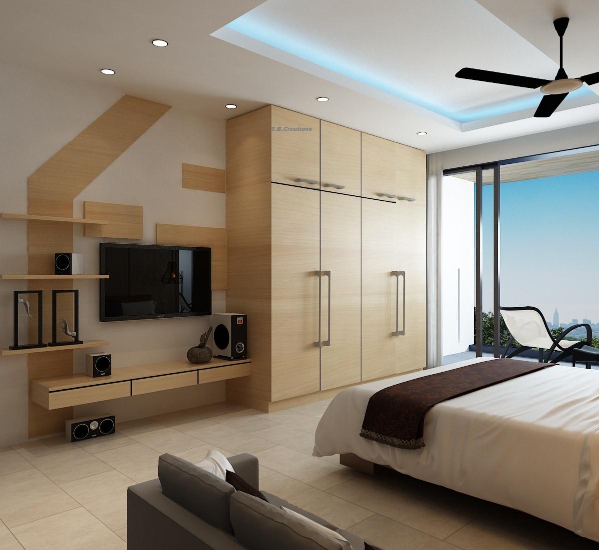 Simple Serenity by Sanjib Sarkar Contemporary | Interior Design Photos & Ideas