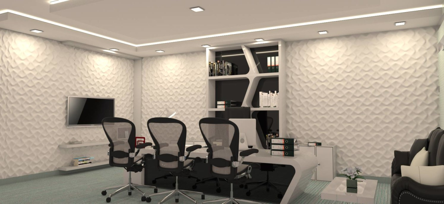 Yin Yang by Wall Designs Modern | Interior Design Photos & Ideas