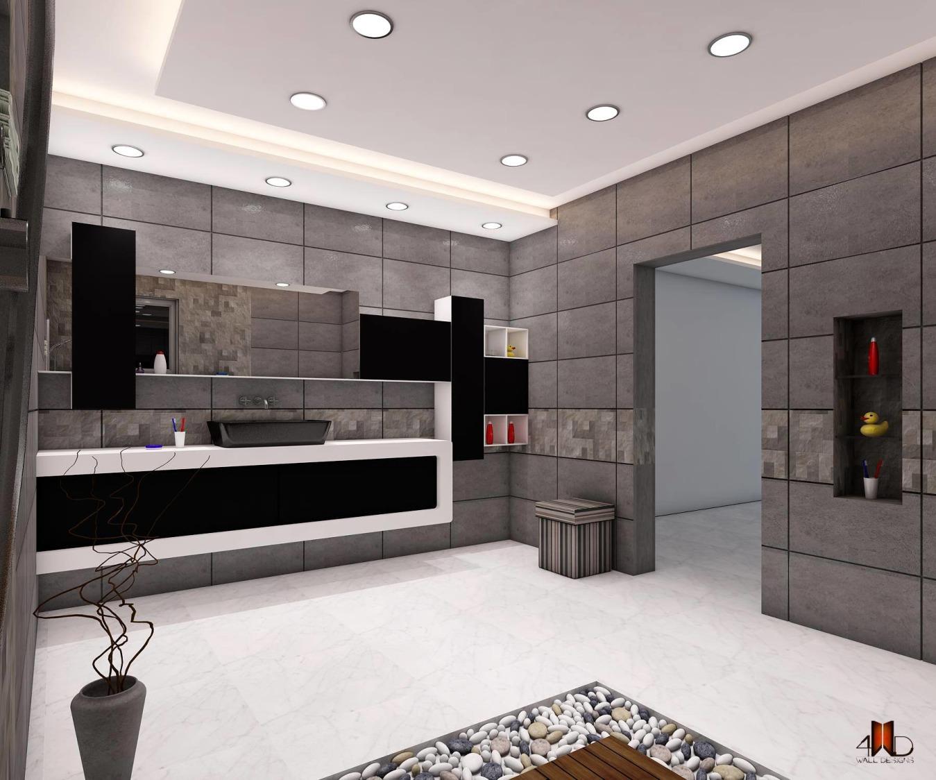 Grunge Expose by Wall Designs Contemporary | Interior Design Photos & Ideas