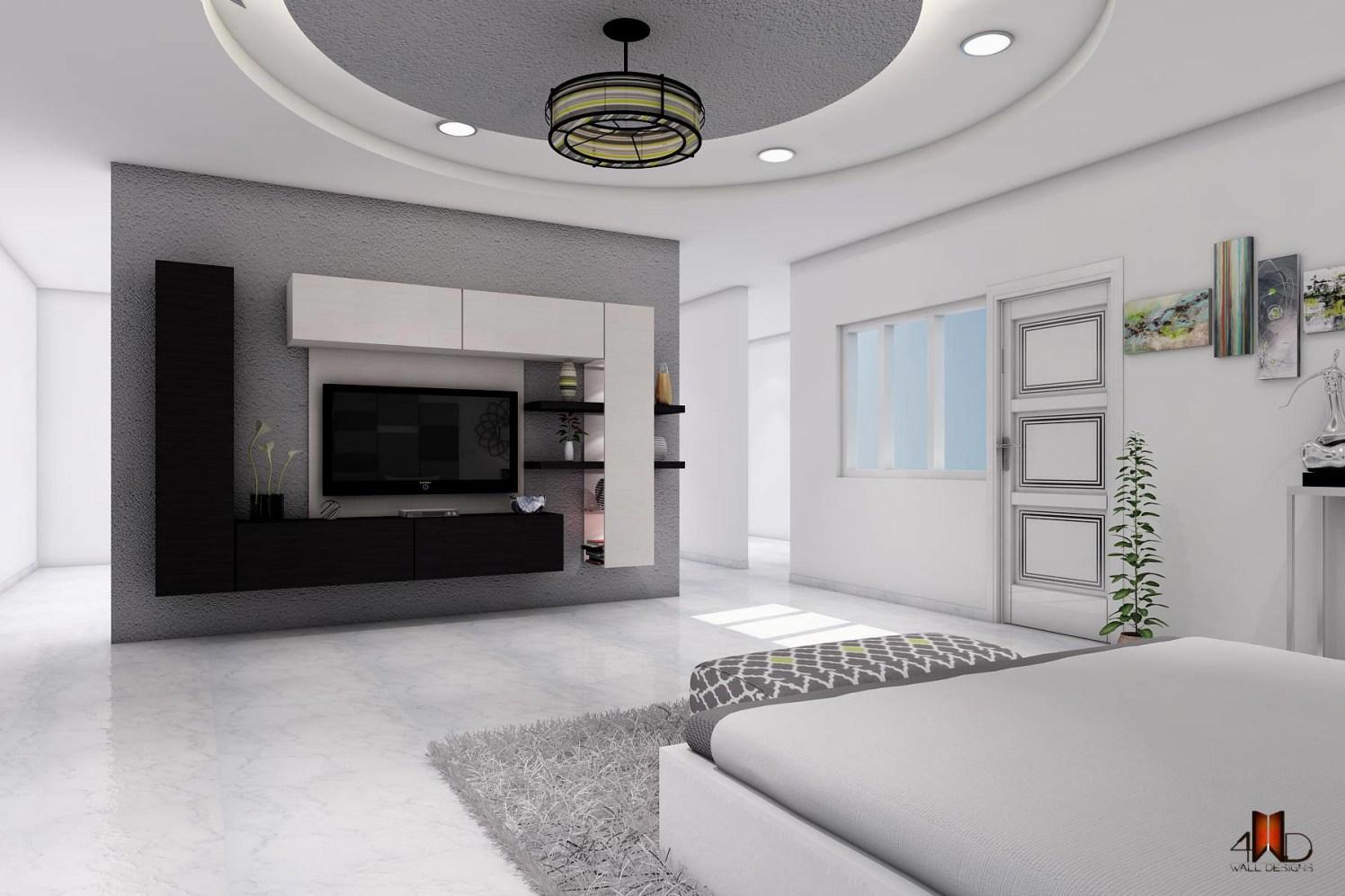 Yin & Yang Symphony by Wall Designs Contemporary | Interior Design Photos & Ideas