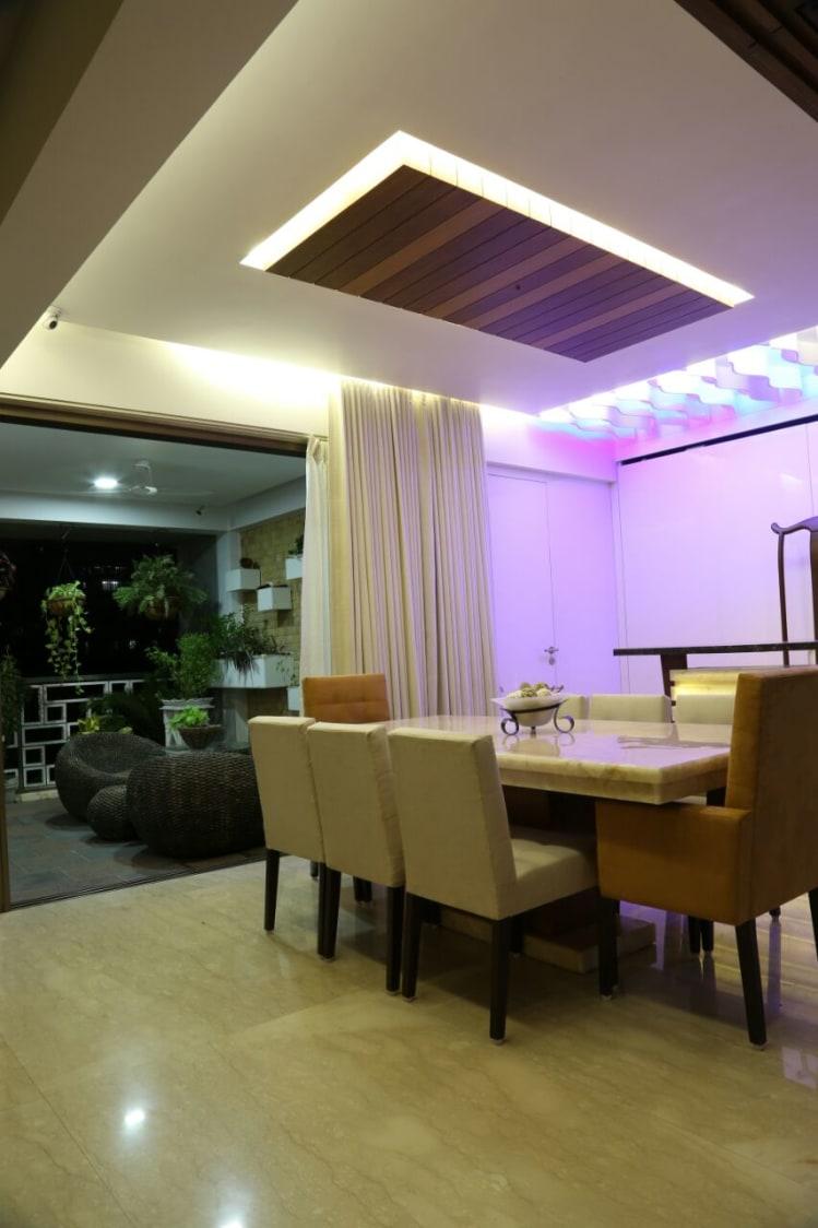 Divine Treat To Eyes by Devang Shah Modern | Interior Design Photos & Ideas