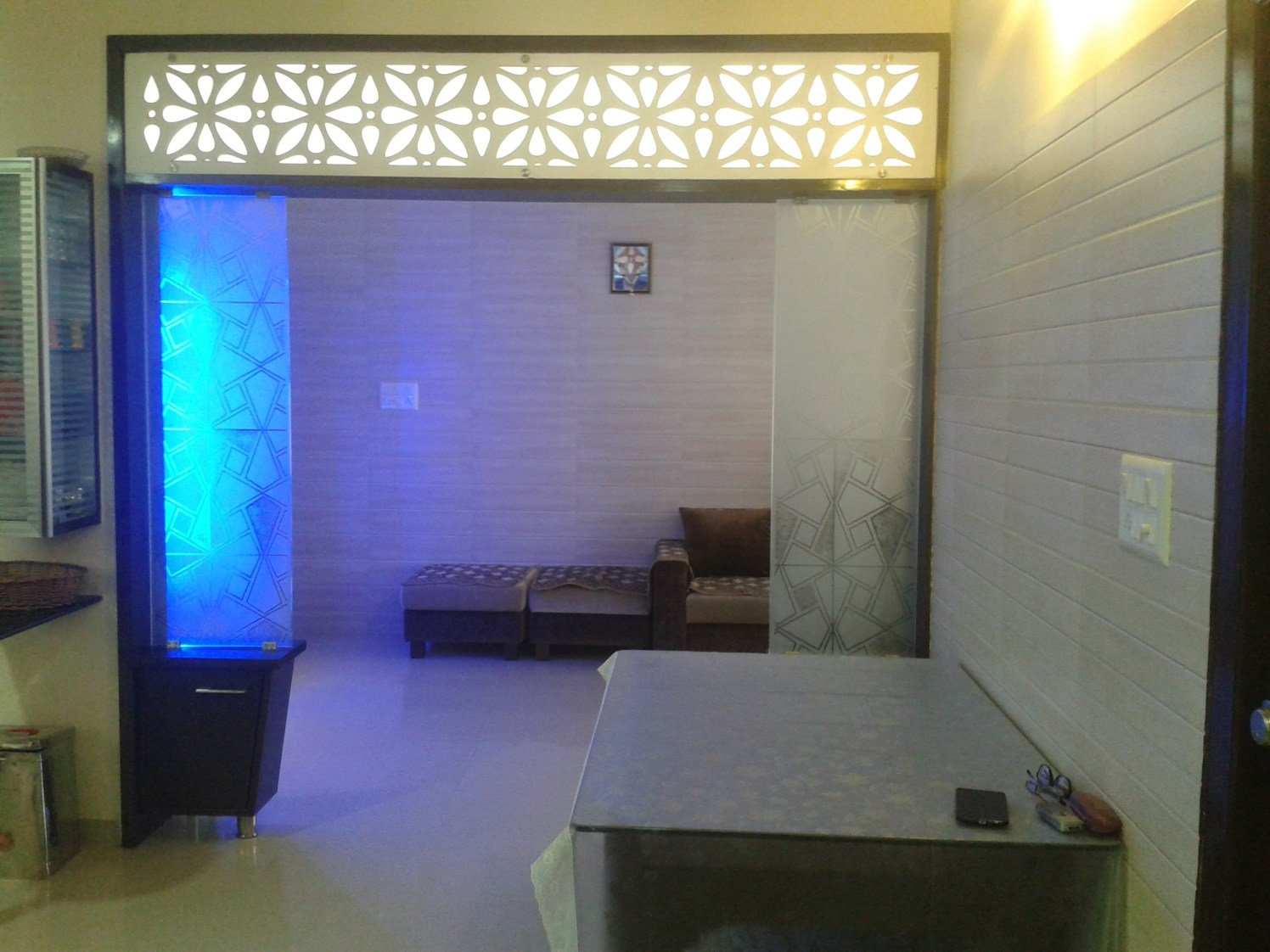 Light show by Komal Meharchandani Modern | Interior Design Photos & Ideas