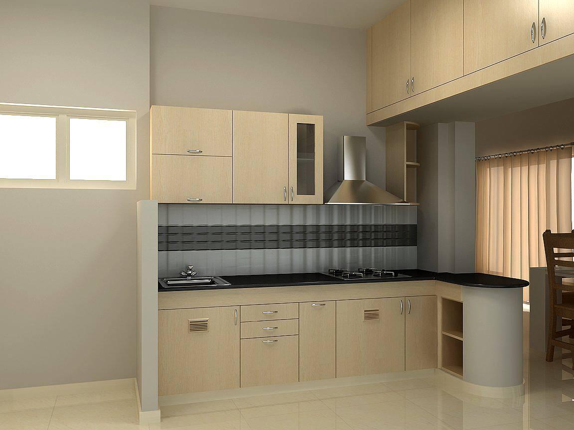 Almond Delight by Eastmaan Interior Modular-kitchen Modern | Interior Design Photos & Ideas