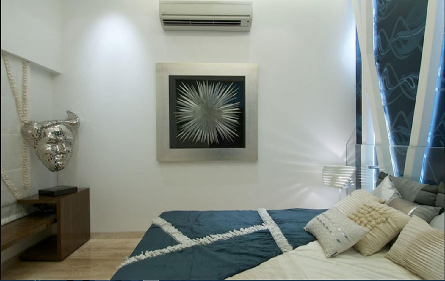 Little White Room by Vinod Kalburgi Modern   Interior Design Photos & Ideas