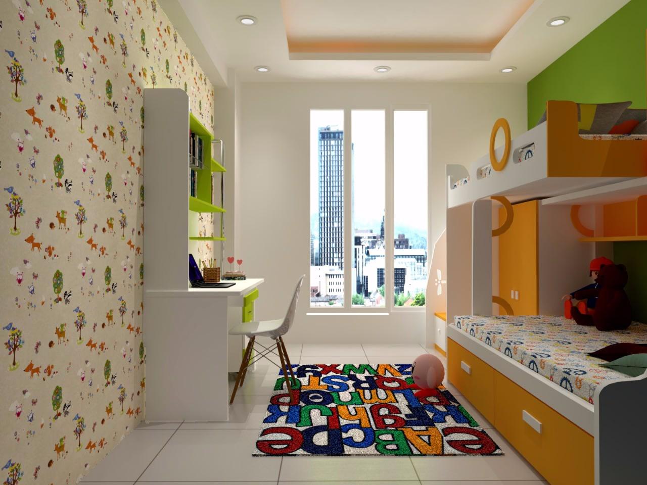 A kids dream by Lalit Kumar Modern | Interior Design Photos & Ideas