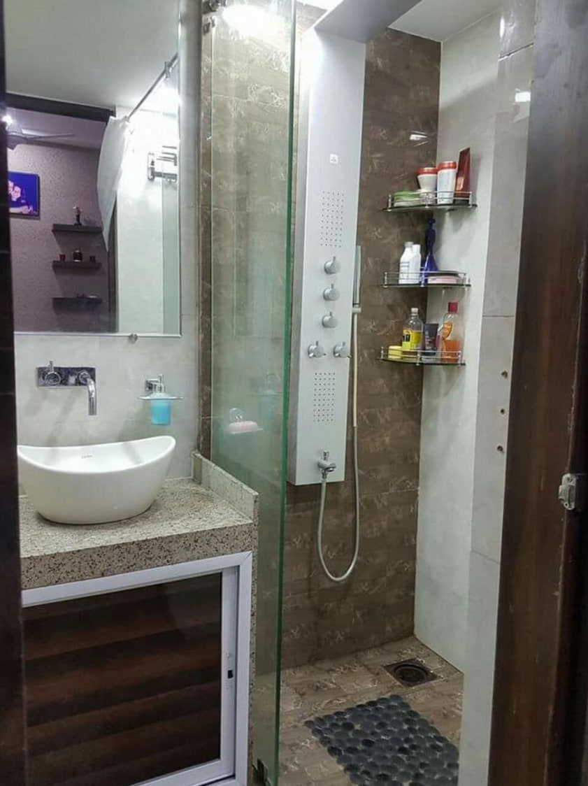 Have a bath by Rahul Tewari Contemporary | Interior Design Photos & Ideas