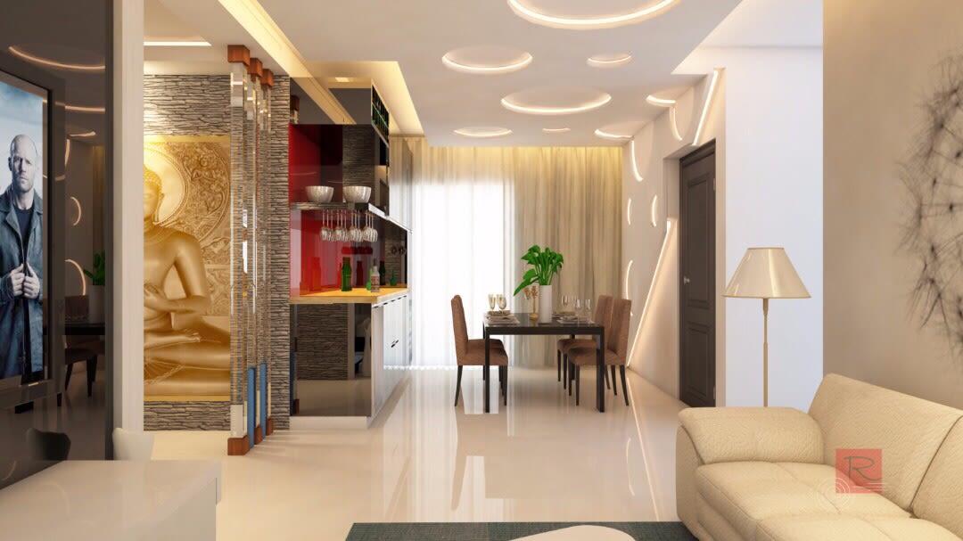 Statham's Hideout by Krishnan A Modern   Interior Design Photos & Ideas