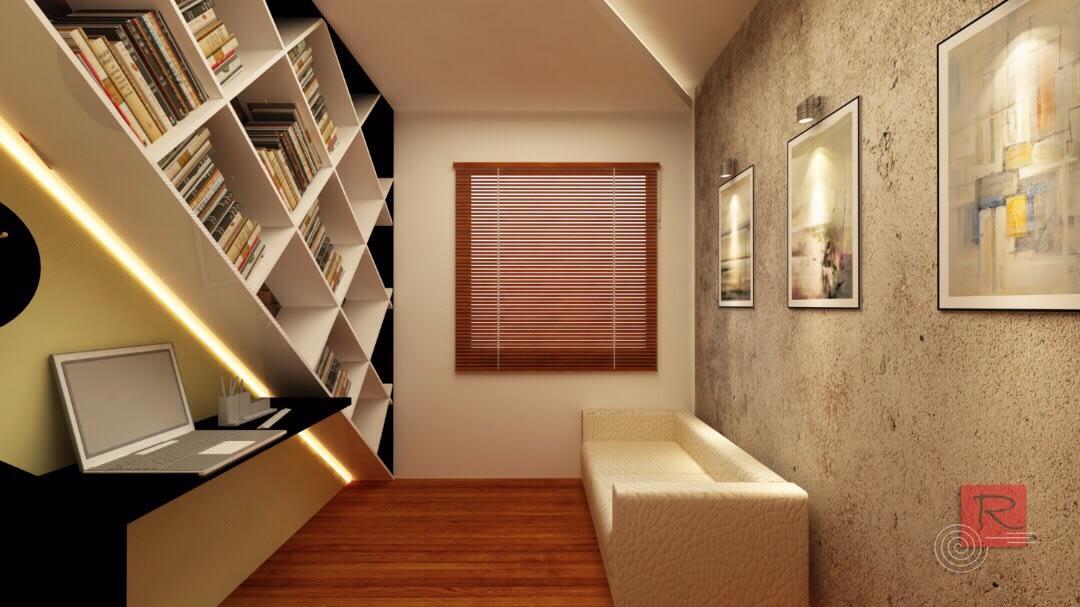 Lines & Patterns by Krishnan A Modern | Interior Design Photos & Ideas