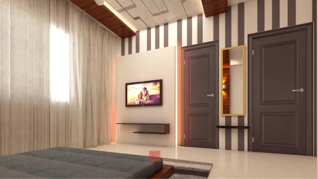 The Wonder Bedroom by Krishnan A Modern | Interior Design Photos & Ideas