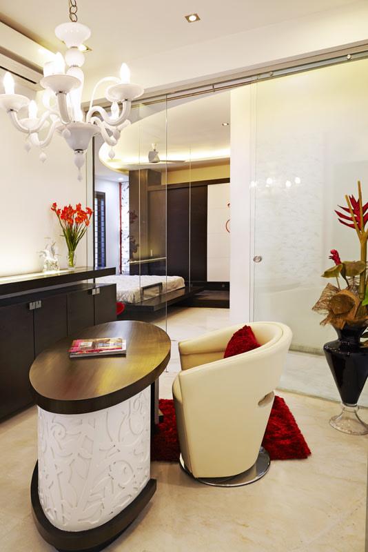 Urban Splendor by Alok Bhadane Modern   Interior Design Photos & Ideas