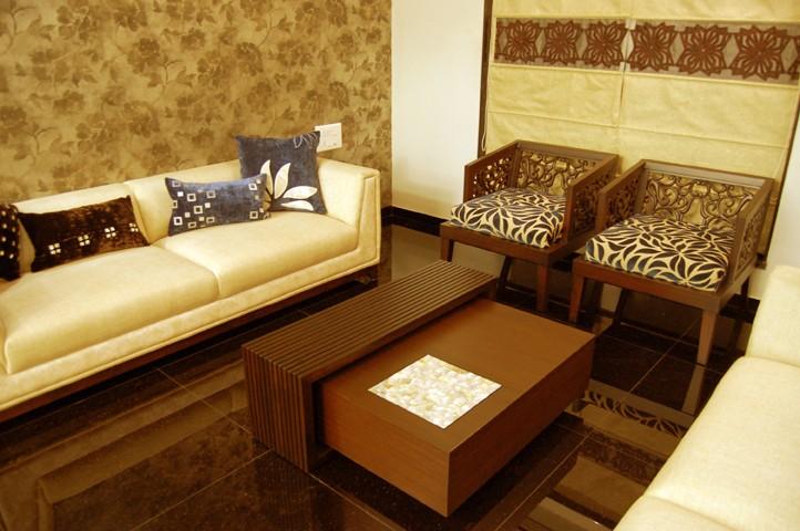 Aesthetic Living by Alok Bhadane Modern   Interior Design Photos & Ideas