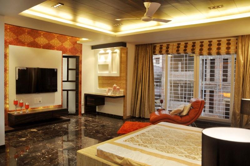 Tangerine by Alok Bhadane Contemporary | Interior Design Photos & Ideas