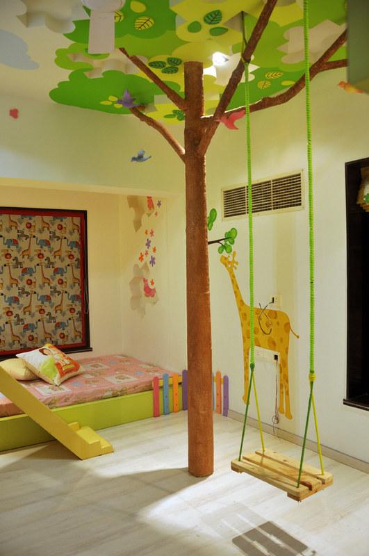 Little Wonderland by Alok Bhadane Contemporary | Interior Design Photos & Ideas