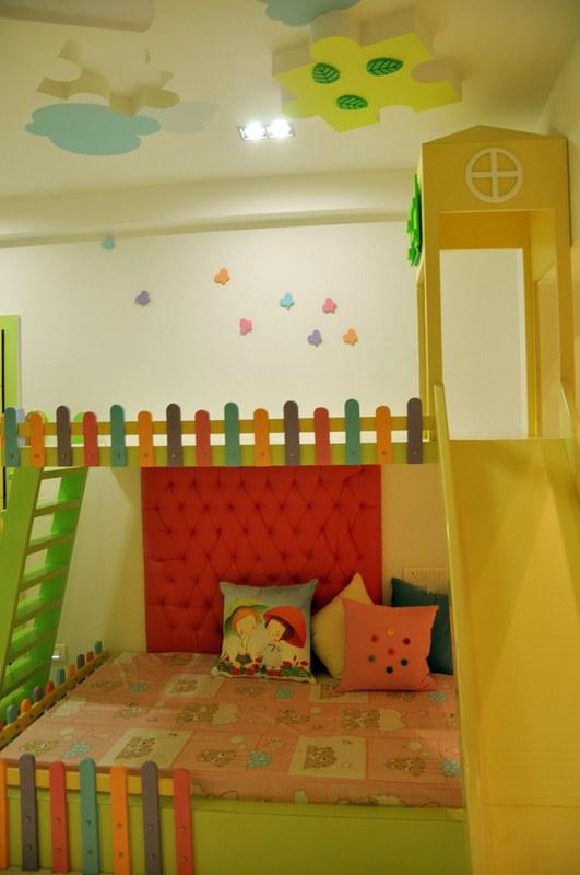 Kiddy Land by Alok Bhadane Modern | Interior Design Photos & Ideas