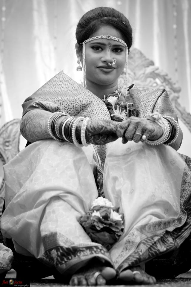The bride poses for the shutterbugs! by Fhotofocus Photography Wedding-photography | Weddings Photos & Ideas