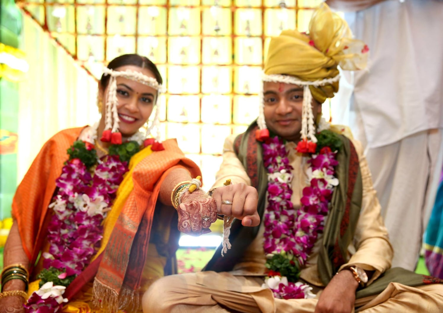 Hitched for life! by Fhotofocus Photography Wedding-photography   Weddings Photos & Ideas
