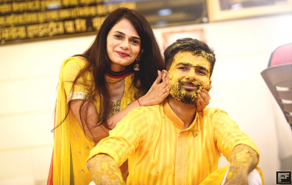 The haldi ceremony! by Fhotofocus Photography Wedding-photography | Weddings Photos & Ideas