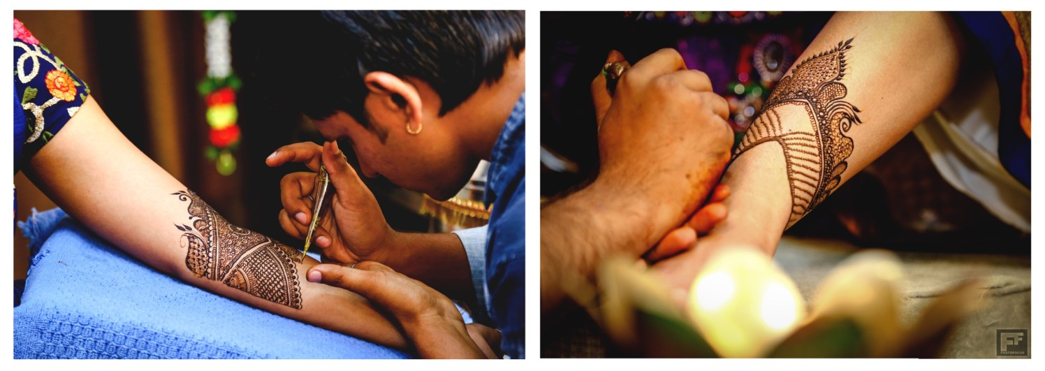 The mehendi designs! by Fhotofocus Photography Wedding-photography | Weddings Photos & Ideas
