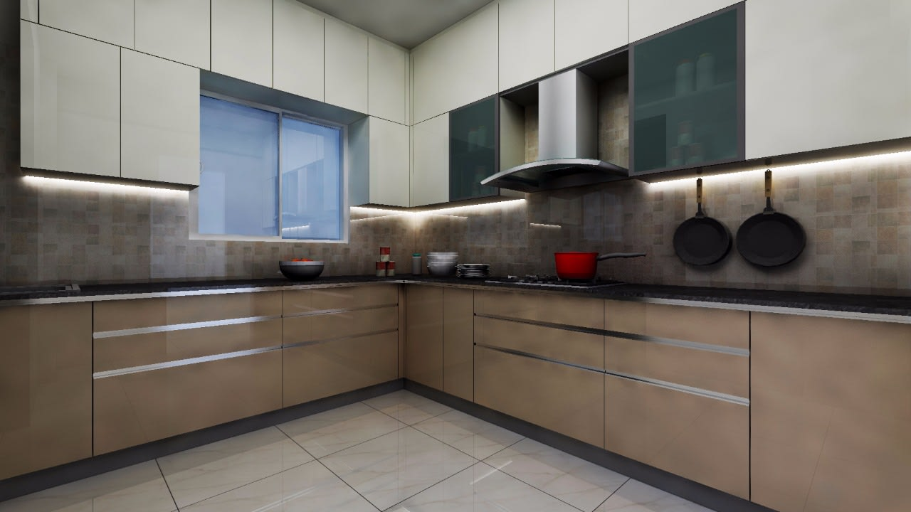 Exotic Cooking Space by Shwetha Modern | Interior Design Photos & Ideas