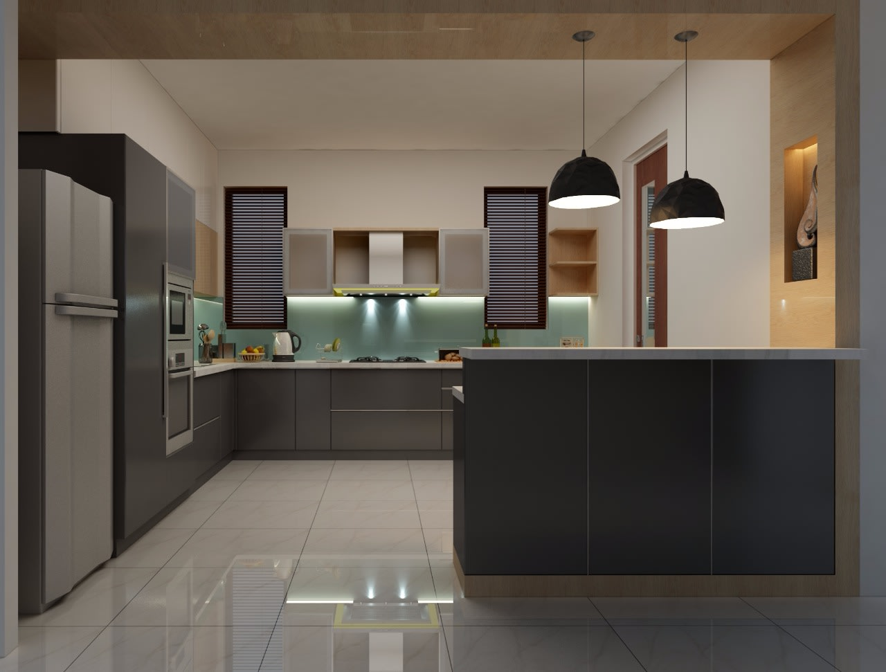 Food Zeal by Shwetha Modern | Interior Design Photos & Ideas